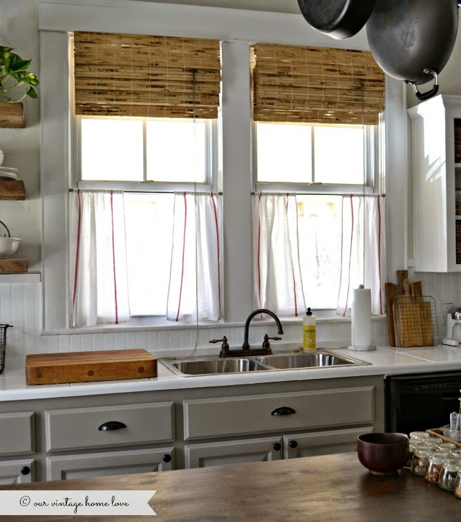 Vintage Home Love: Kitchen Updates