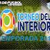 PROGRAMACIÓN OFICIAL DE LOS EQUIPOS CONCORDIENSES EN EL TORNEO DEL INTERIOR