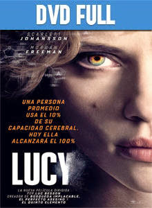 Lucy DVD Full Español Latino 2014