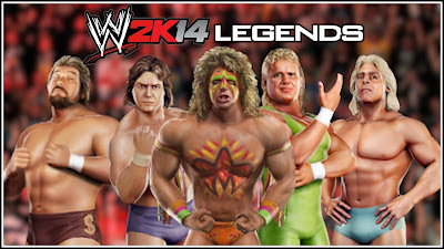 WWE 2K14 Legends