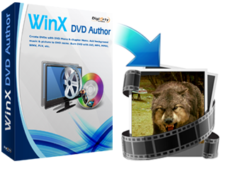 Membuat Video DVD Dengan WinX DVD Author