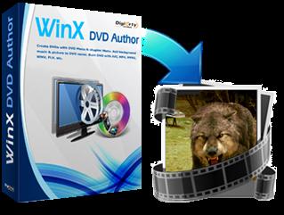 Membuat Video DVD Dengan WinX DVD Author