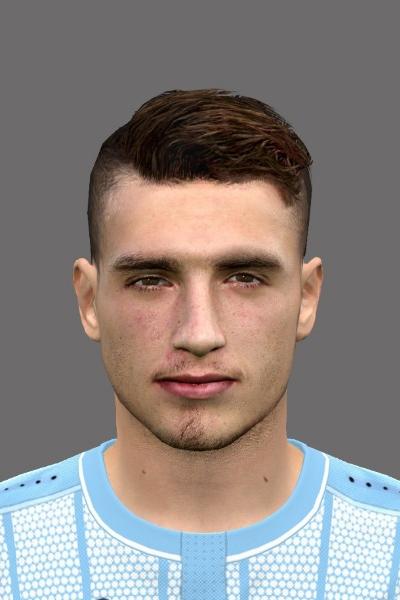 Wesley Hoedt PES 2016 Face