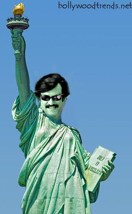 ~~Rajini Mania~~ Rajnikanth+joke