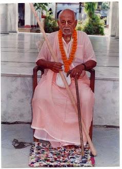 Šríla Bhaktivedanta Trivikram  Gosvami Maharádža