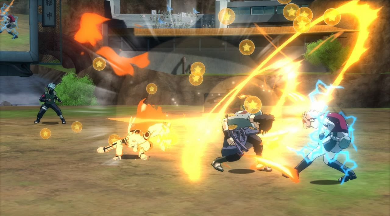 Naruto Storm Revolution Festival Island Tournament New Mode