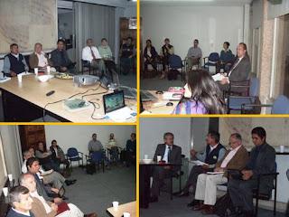 Reunion administrativa Urantia Bogota