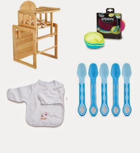 Penelope's Pantry: Our weaning essentials