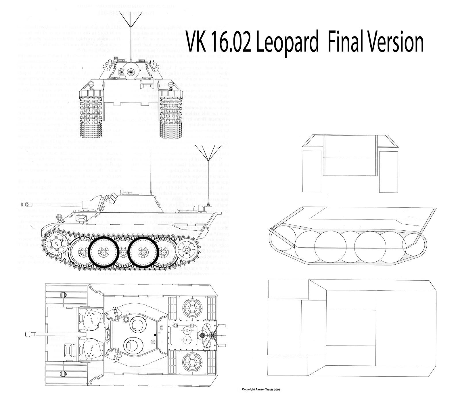 Modelos 3d vk 1602 leopard arriba prototipo 1 up prototype 1 malvernweather Images