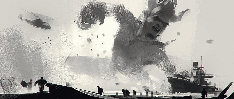 Anton's artwork