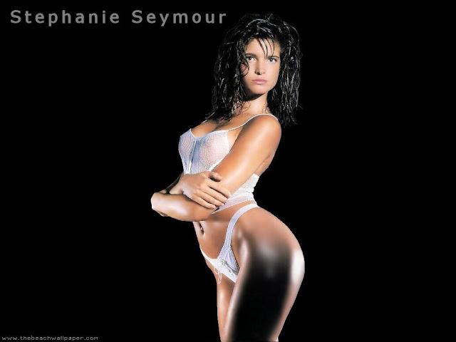 Stephanie Seymour Sexy Wallpaper
