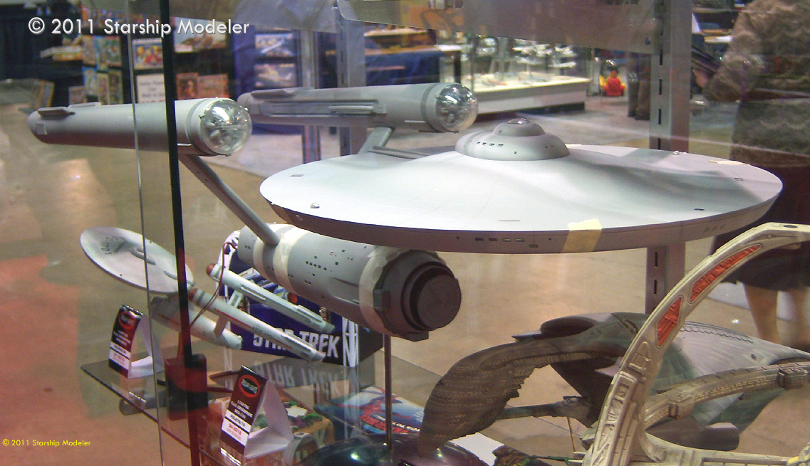 USS Stargazer Model Kit http://www.thetrekcollective.com/2011/11/round-2s-latest-star-trek-model-kits.html