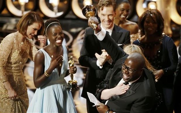 12 Años de Esclavitud Oscars 2014