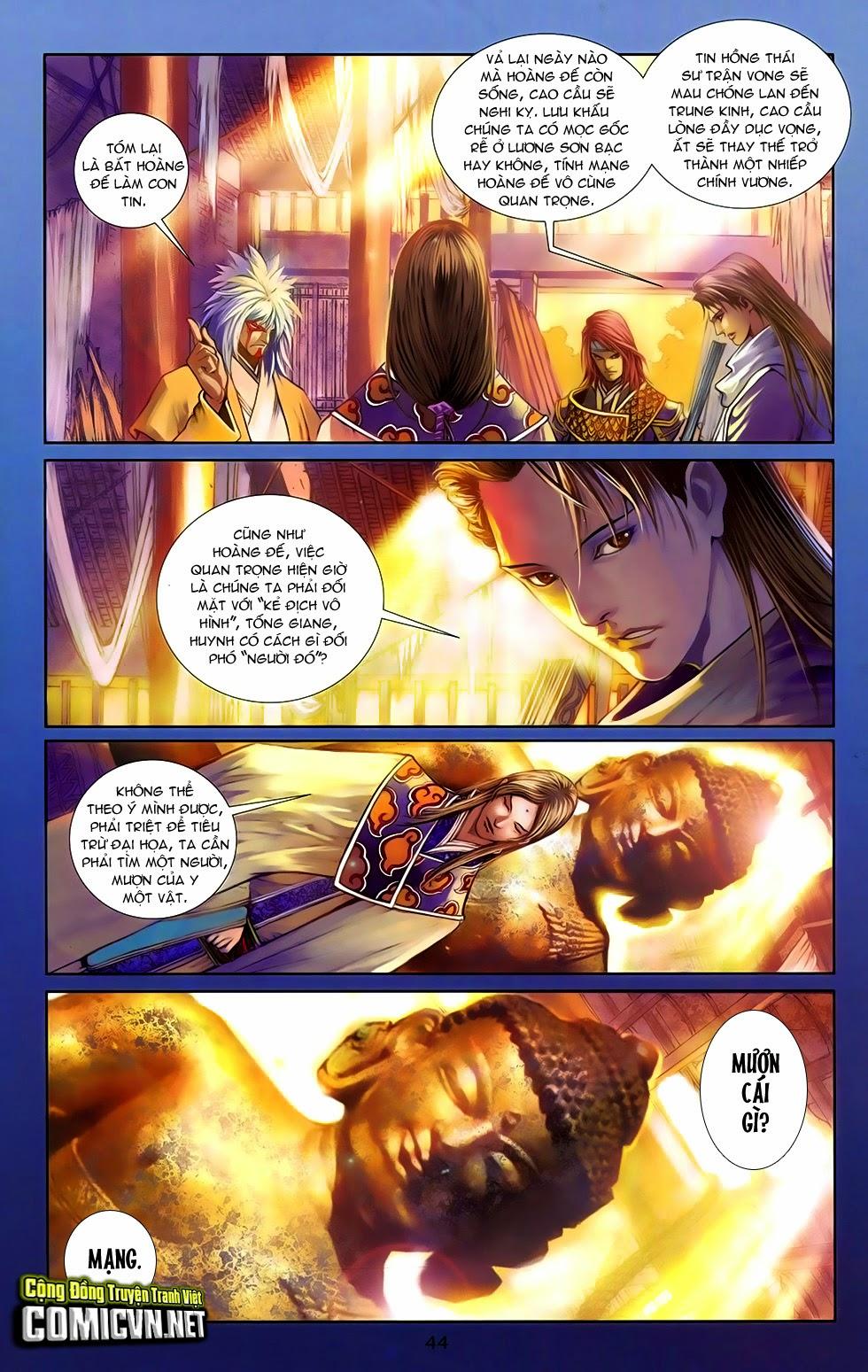 xem truyen moi - 108 - Tân Thuỷ Hử - Chapter 14b: Lương Sơn tụ nghĩa
