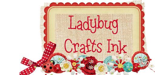 Ladybug Crafts Ink