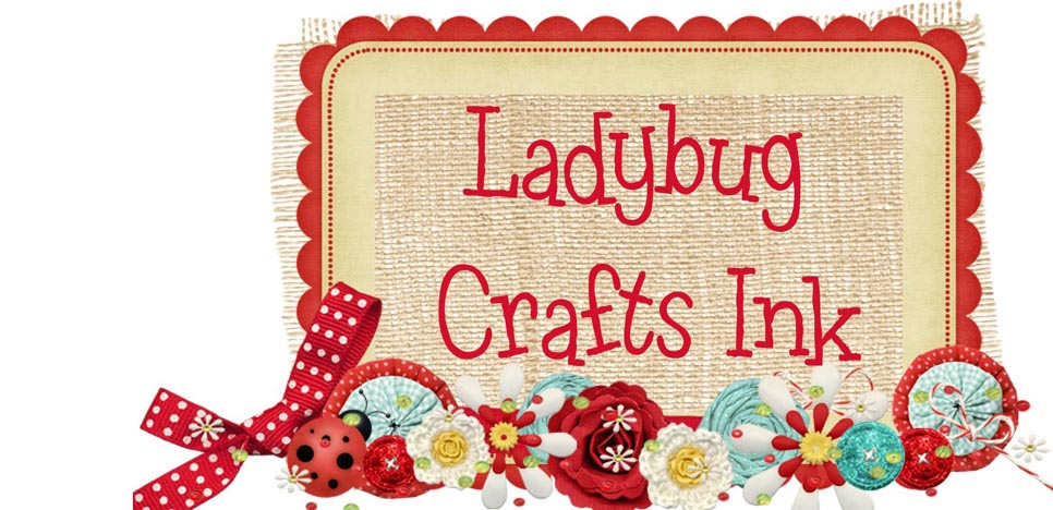 Ladybug Crafts Ink