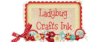 Ladybug Crafts Ink. This blog header was created by Louise Forsyth using .