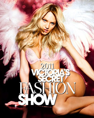 Imagenes del fitting del desfile de Victoria's Secret 2011