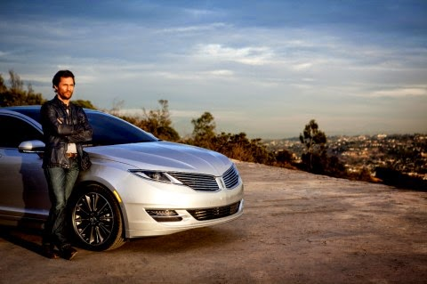 New 2015 Lincoln MKZ Ads to Feature Matthew McConaughey