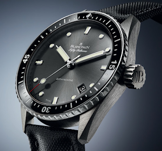 Blancpain Fifty Fathoms Bathyscaphe Basel 2013