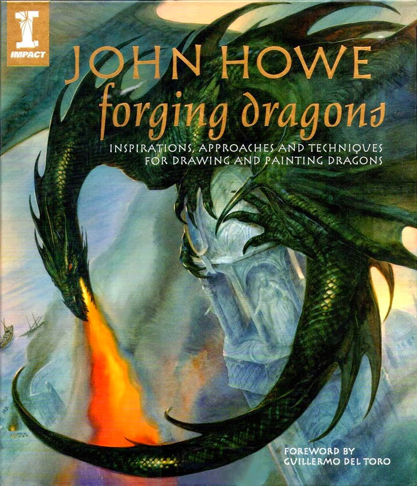 [Descarga] Forjando dragones, de John Howe.