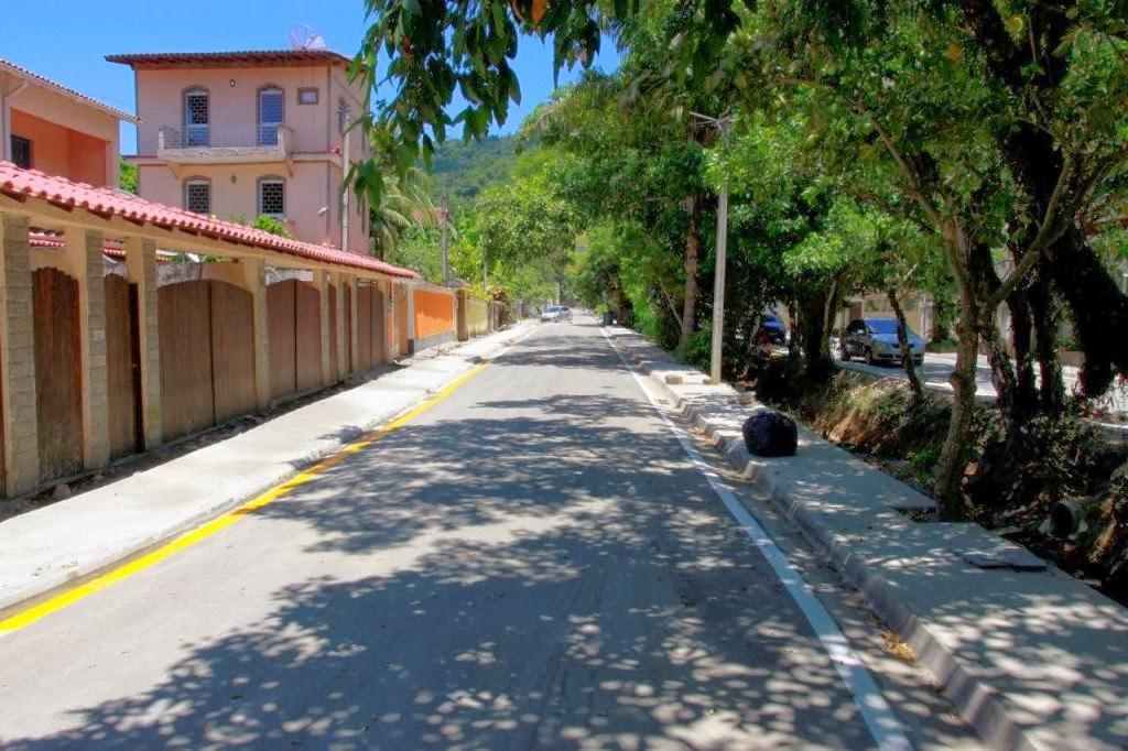 Rua E, Praia Grande - Mangaratiba