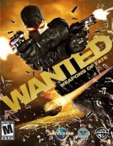 PC Game Wanted Weapons Of Fate 2009