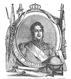 King Louis Philippe of France  from Life of Louis Philippe  by SG Goodrich (1848)