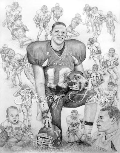 Josh Jackson Drawing