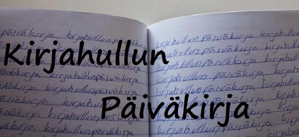 Kirjahullun päiväkirja