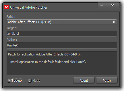 Adobe Universal Patch [Crack] Latest Free Download ~ Activ ...