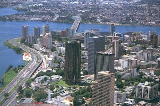 Abidjan Le Plateau
