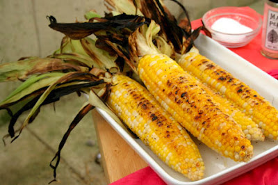 how to tell if corn on the cob bad