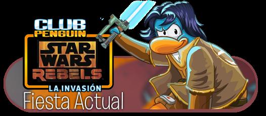 Fiesta Actual: Star Wars Rebels Takeover