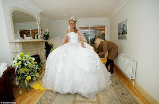gypsy wedding dress - gypsy hochzeitskleider