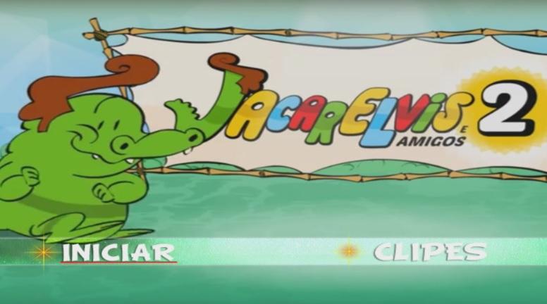 CLICK AQUI  Download Jacarelvis E Amigos 2 DVD-R 1