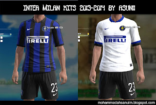 Inter Milan Kits 13-14 by Asun11
