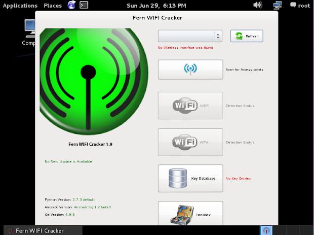 :إختراق شبكة الوايرلس Wifi