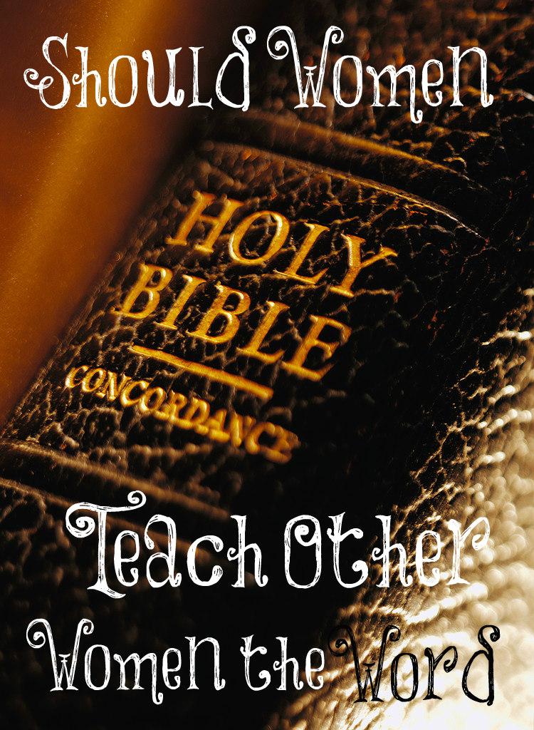 What is your opinion on women being pastors or teachers?