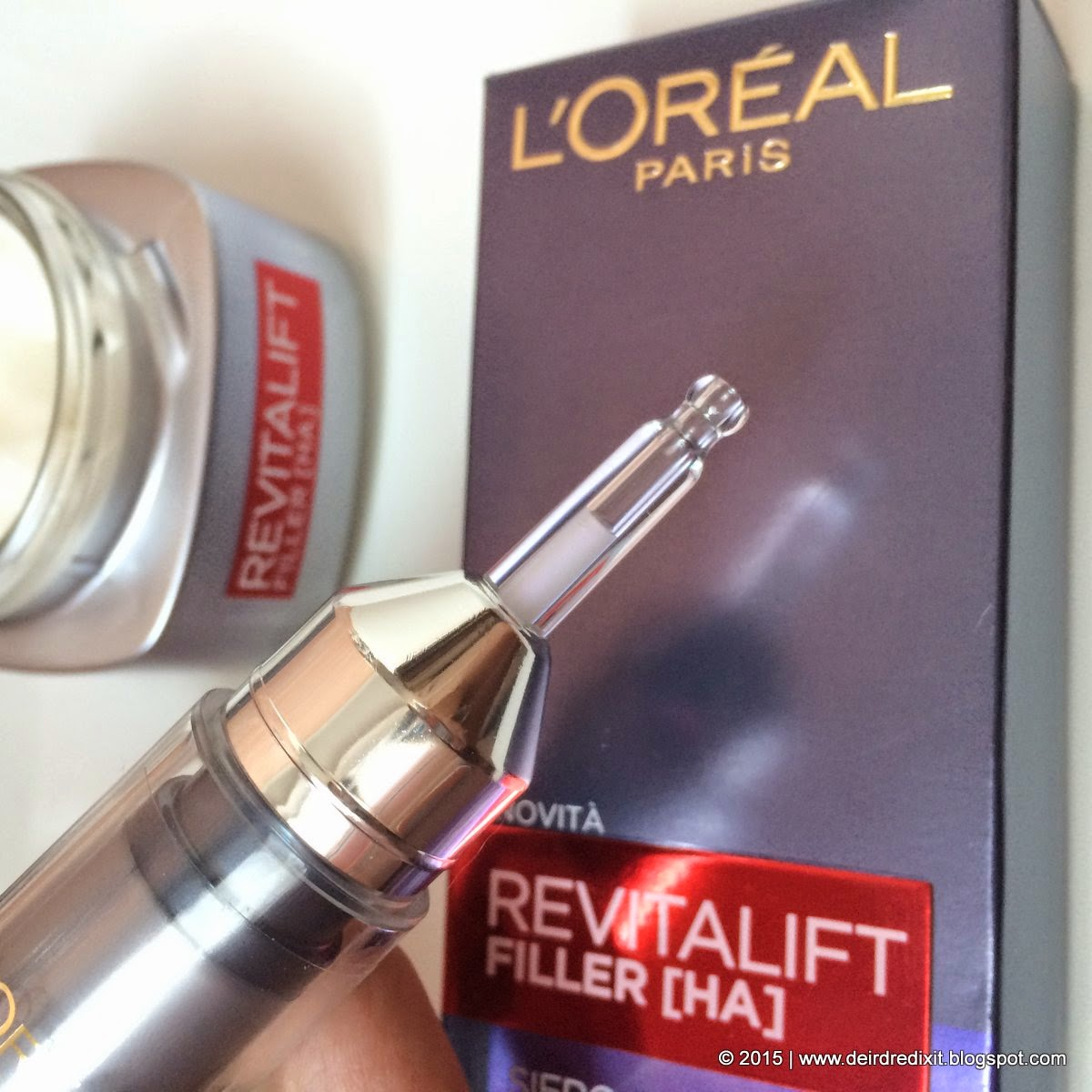 L'Oréal Revitalift Filler [HA]