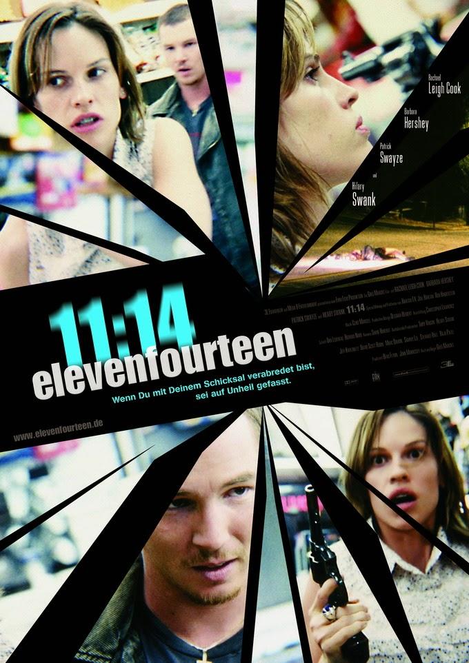 11 Giờ 14 Phút - 11:14 (2003) Poster