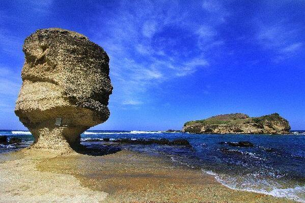 Pantai Payung Lombok Tengah