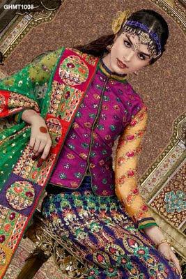 Classic Style of Choli