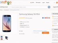 Samsung Galaxy S 6 MIni Segera Rilis, Seperti Apakah Wujud Dan Spesifikasinya?