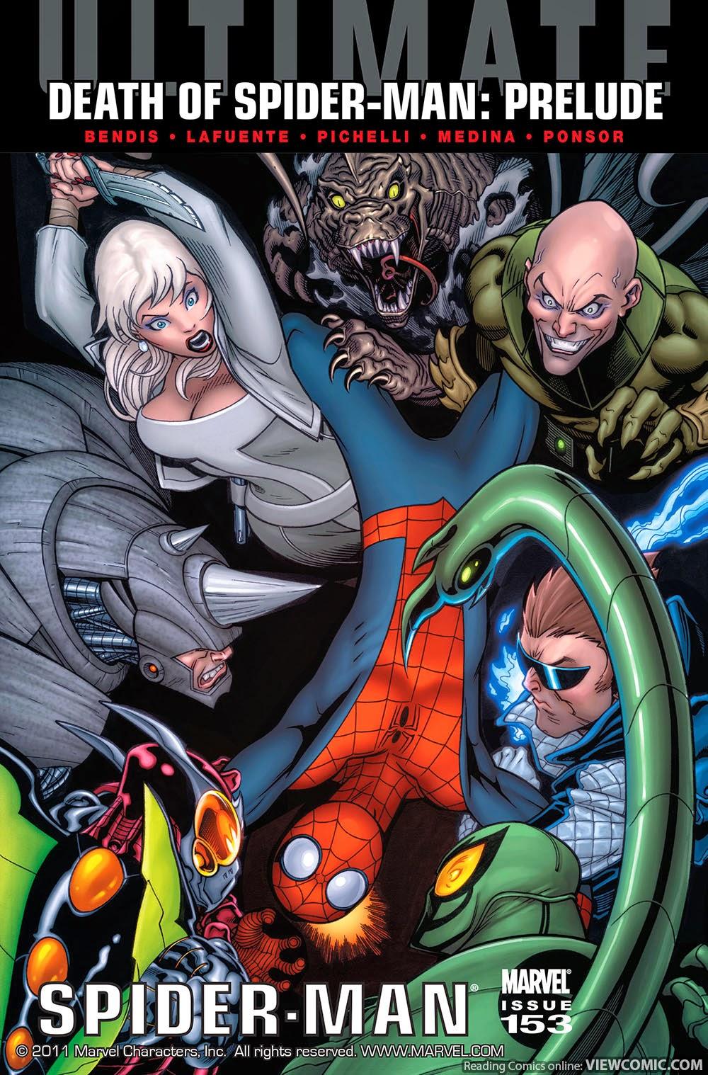 read free ultimate spider man comics