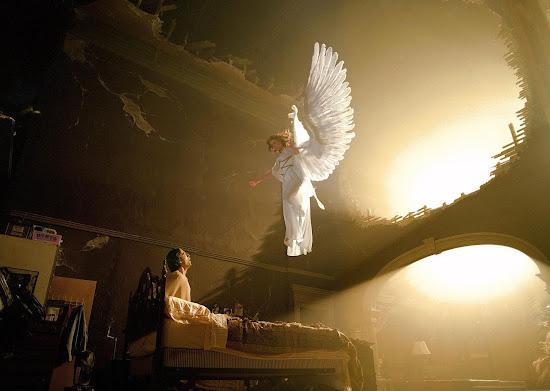 Que significa soñar con angel