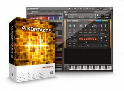 Kontakt 5 for Windows