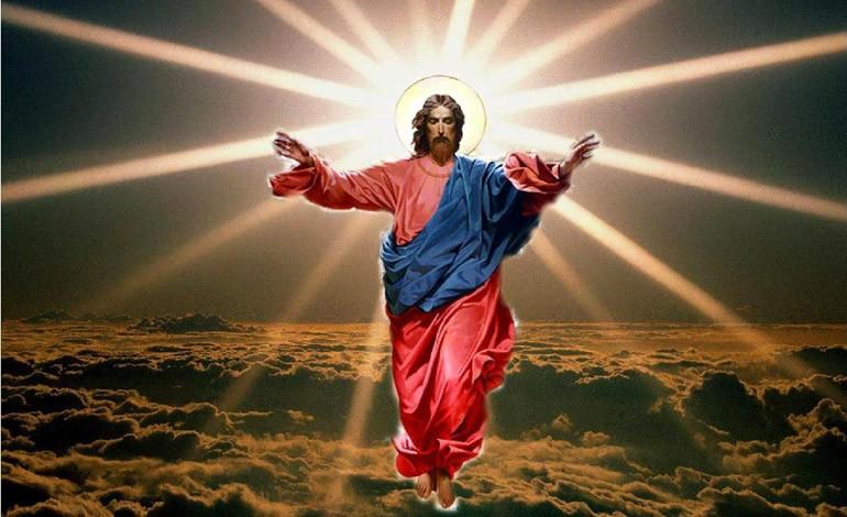 La Ascencion del Señor a los Cielos