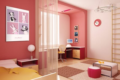 Como decorar mi casa blog de decoracion rec mara for Recamaras rosas