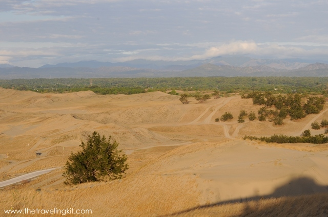La Paz Sand Dunes in Laoag